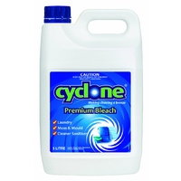 Cyclone Premium Bleach 5 ltr 2 pack