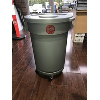 80ltr Rubbish bin with lid