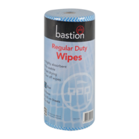 Regular Duty Wipes 45m - blue