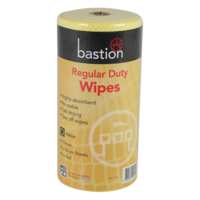 Regular Duty Wipes 45m - yellow