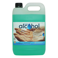 Alcohol Hand sanitizer 5L
