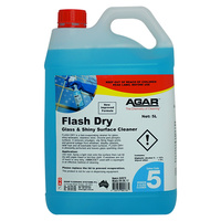 flash dry glass cleaner 5L