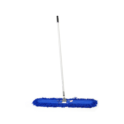 Dust mop set with handle 90cm