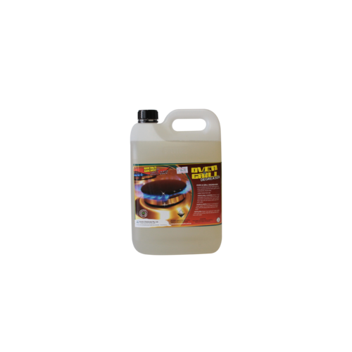 Oven&Grill cleaner 5Lt